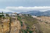 view in Ronda, Spain