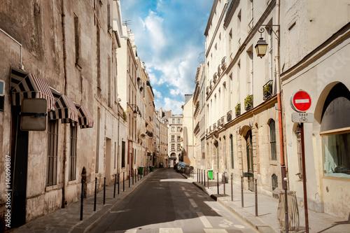 Street in Paris Photo by adisa
