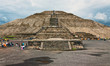 Moon Pyramids in Teotihuacan - Mexico