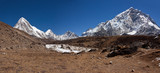 view of the area of the everest - Nepal
