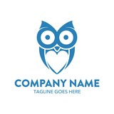 Owl Unique Logo