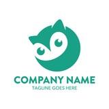 Owl Unique Logo