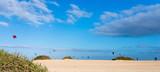 plage de surf (corralejo à Fuerteventura)