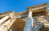 Arco della Pace (Porta Sempione) in Milan - Italy