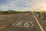 Route 66 in Southern California