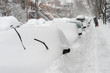 Powerful snow storm Stella pounds Montreal and leaves up to 60cm of snow (15th March 2017)