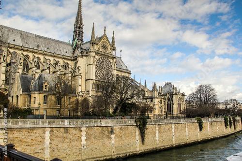 Notre-Dame de Paris Photo by Sarah