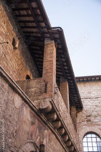Plakat Italia - Assisi