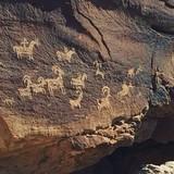 Moab Utah Hieroglyphics