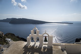 View from Oia, Santorini, Greece