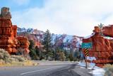 Arizona - Red Canyon Side