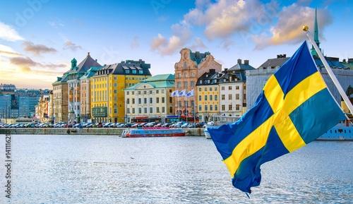 Foto op Canvas Stockholm Stockholm, Suède