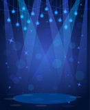 stage disco background - 141133050