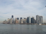 New York Skyline from front