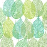 grüne pflanzen Blätter Muster illustration - 141147233