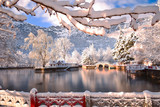 kış mevsimi park alanları