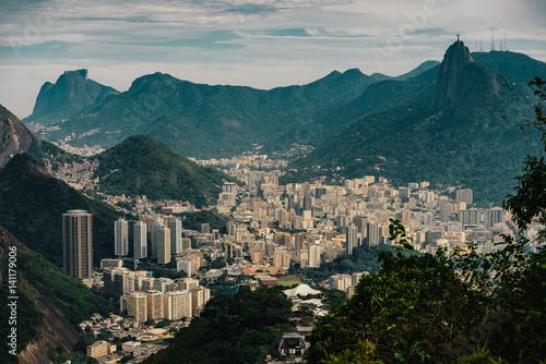 Poster Rio De Janeiro City