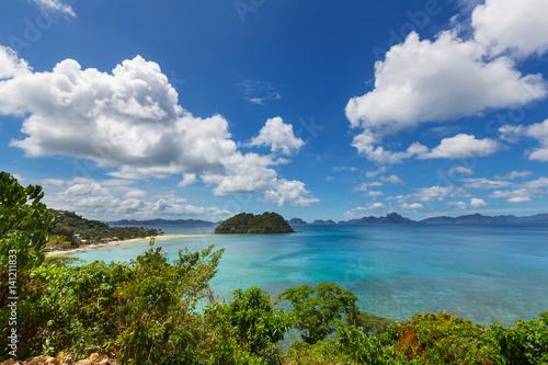Foto op Canvas Caraïben Palawan