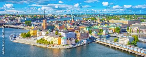 Staande foto Stockholm Stockholm, Suède