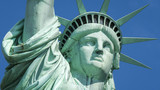 Statue of Liberty in New York, USA. - 141236084