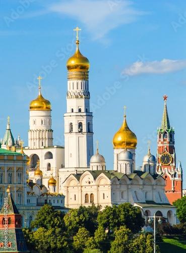 Kreml moskiewski, Rosja