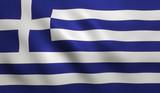 Greek Flag - 141264013