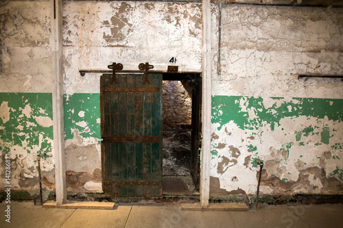 Eastern State Penitentiary. Philadelphia, Pennsylvania Poster