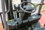 Cab of a tractor or other construction machinery