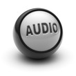 The Audio Icon on The black Ball.