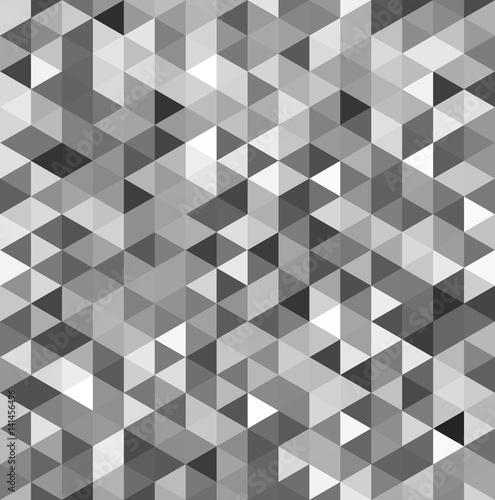 Trójkąt monochromatyczny mozaika