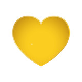 Heart and love icon vector illustration graphic design - 141461063