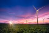 Eolienne énergie renouvelable - 141464037
