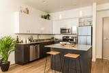 small space kitchen - 141466055