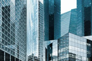 tour immeuble gratte ciel building affaire quartier banque travail travailler salaire avenir perspective réussite société entreprise vitre verrière moderne argent dollar euro business