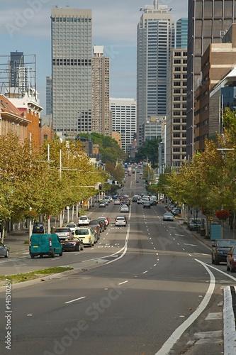 Poster Sydney street view
