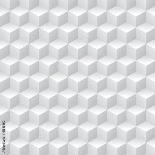 Geometric Op Art Pattern - 141585660
