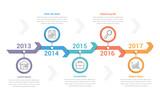 Timeline Infographics - 141589878
