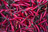 Chilli peppers dry thai
