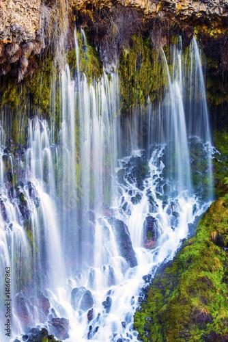 Fototapeta McArthur-Burney Falls Memorial State Park