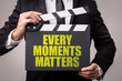 Every Moments Matters