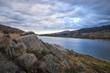Storm Clouds Over Horsetooth Reservoir