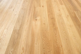 wooden floor, oak wood parquet - 141776683