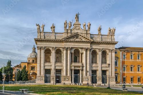 Poster Archbasilica of St. John Lateran, Rome