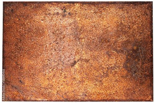 Dark rust background Poster