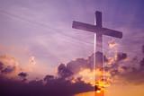 Incredible cross in the sky - 141814081