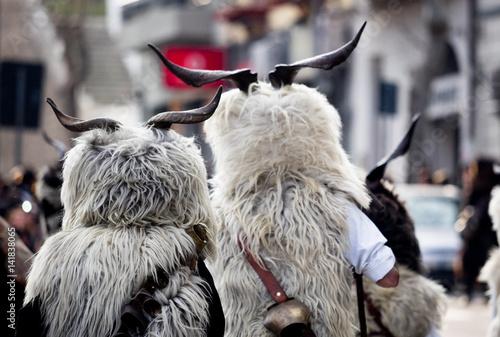 Tradizioni di carnevale di sardegna