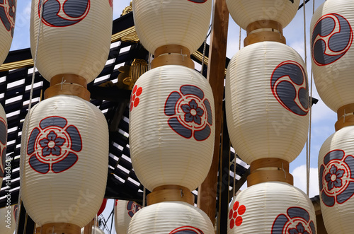 Foto op Plexiglas Japan Gion festival, Kyoto Japan 祇園祭 京都
