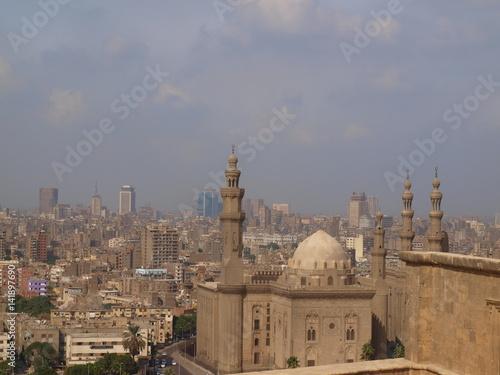 Eindrücke von einer Nilkreuzfahrt in Ägypten Poster