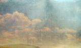 grunge sky texture - 141963021
