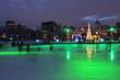 Skating in Montreal